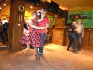 """Swing is in the air party"""" za 15 dec in Wima Sint-Niklaas ! (127)"""