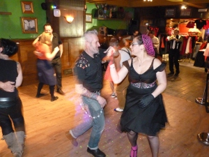 """Swing is in the air party"""" za 15 dec in Wima Sint-Niklaas ! (161)"""