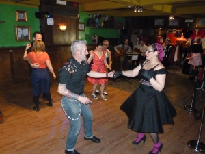 """Swing is in the air party"""" za 15 dec in Wima Sint-Niklaas ! (163)"""