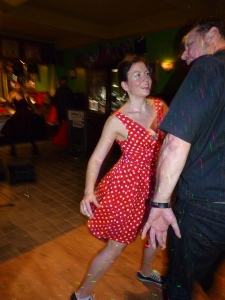 """Swing is in the air party"""" za 15 dec in Wima Sint-Niklaas ! (237)"""