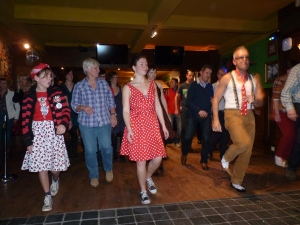 """Swing is in the air party"""" za 15 dec in Wima Sint-Niklaas ! (263)"""