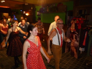 """Swing is in the air party"""" za 15 dec in Wima Sint-Niklaas ! (265)"""