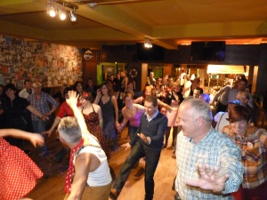 """Swing is in the air party"""" za 15 dec in Wima Sint-Niklaas ! (266)"""
