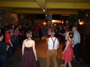 """Swing is in the air party"""" za 15 dec in Wima Sint-Niklaas ! (286)"""