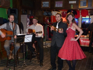 """Swing is in the air party"""" za 15 dec in Wima Sint-Niklaas ! (29)"""